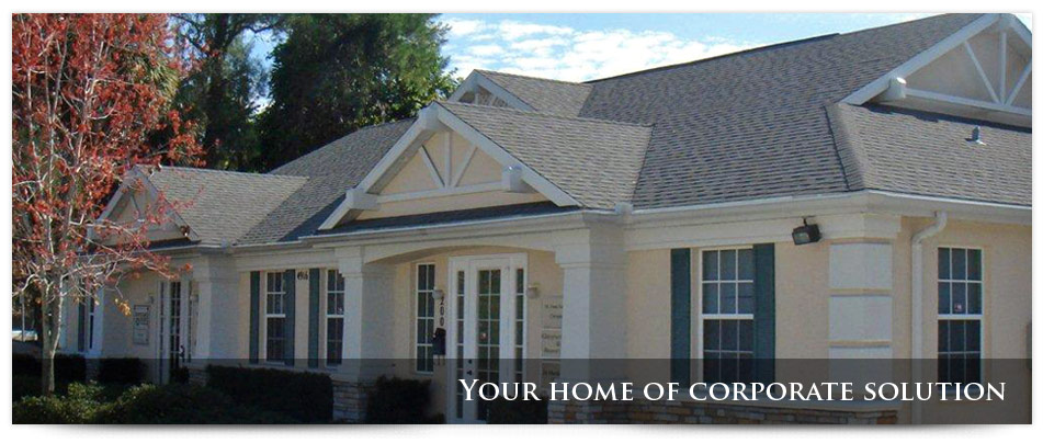 Your home of corporate solution